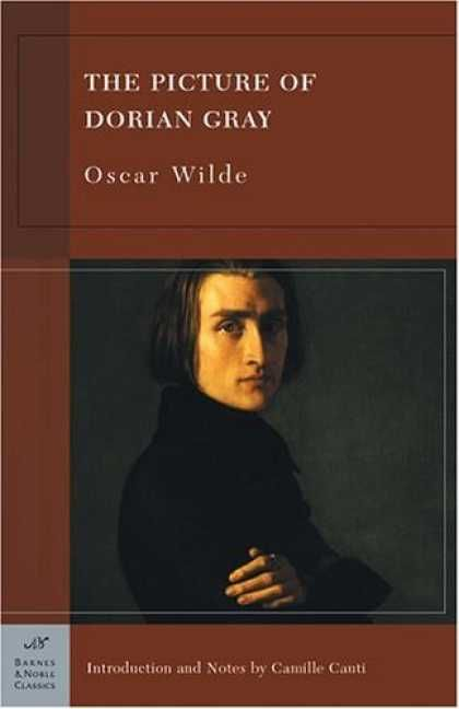 """The Picture of Dorian Gray"" by Oscar Wilde. A classic Victorian fiction about a handsome and narcissistic hedonist who sells his soul so his beauty will never fade.    Witty and fascinating. Wilde is one of my favourite authors of all time."