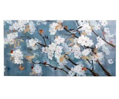 Картина - холст, 120х2,8х60 см