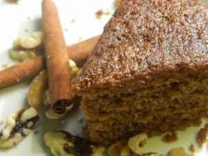 Persimmon Pudding with New Jersey wild persimmons and local wild ...