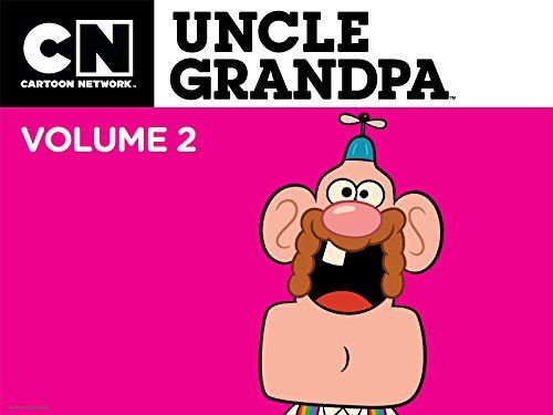 Uncle Grandpa Season 2: