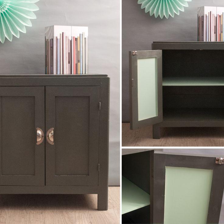 18 best meubles peints images on Pinterest Paint, Painted - moderniser un meuble en bois