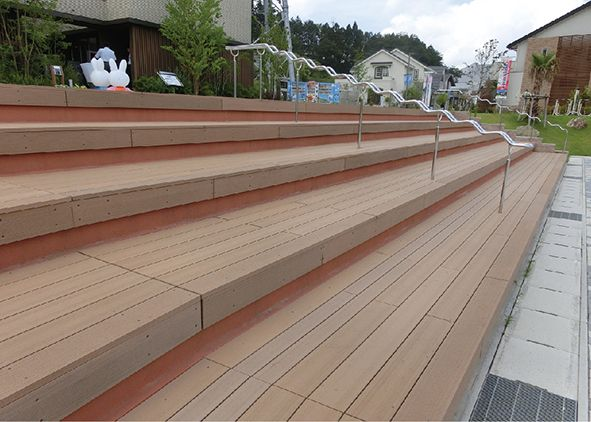 Wood Composite Deck Per Square Foot Price In Ghana