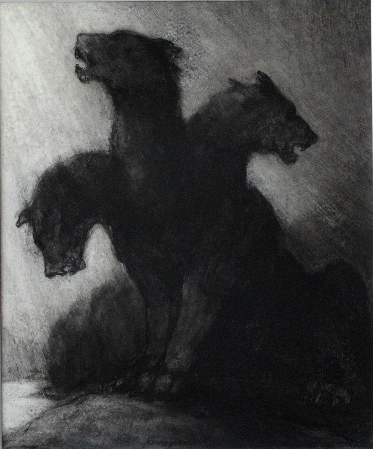 Cerberus by Paul Rumsey