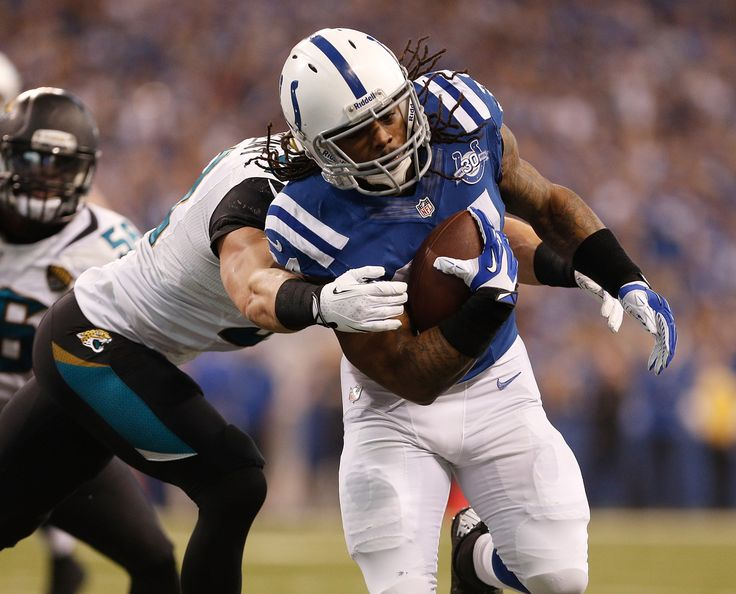Former 'Bama RB Trent Richardson will not play for the Colts in tomorrow's AFC title game due to 'personal reasons,' which could mean anything. Andrew Luck is going to need to pull off a Herculean effort, because Indy really doesn't have much to work with. Go Patriots! (Sat. 1-17-2015)