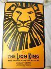 """The Lion King"" The Award-Winning Musical London Theatre Poster Lyceum Theatre - AwardWinning, King&rdquo, Lion, LONDON, Lyceum, Musical, POSTER, Theatre"