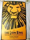 """The Lion King"" The Award-Winning Musical London Theatre Poster Lyceum Theatre - AwardWinning, King&rdquo, Lion, LONDON, Lyceum, Musical, POSTER, Theatre"