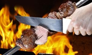Brazilian Tasting Meal for Two or Four at iD Brazil Churrascaria and Restaurant in iD Brazil Churrascaria & Restaurant. Groupon deal price: $39