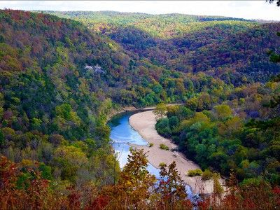 Save the Buffalo River! America's first national river threatened by Cargill factory hog farm