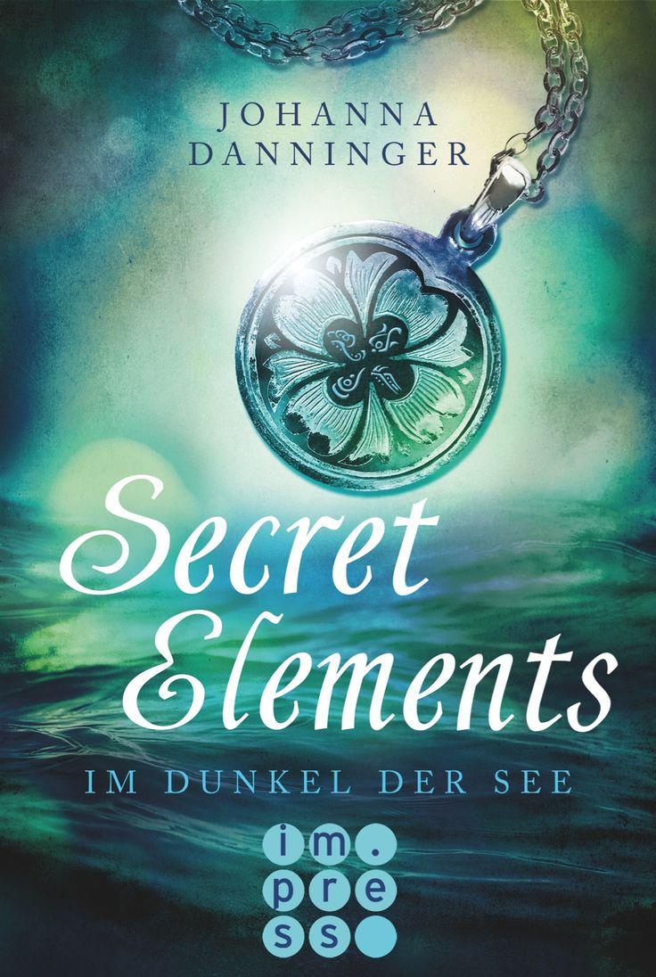 **Entdecke die Welt, die im Verborgenen liegt…**  Secret Elements 1: Im Dunkel der See von Johanna Danninger  www.bittersweet.de/produkt/secret-elements-1-im-dunkel-der-see/3036