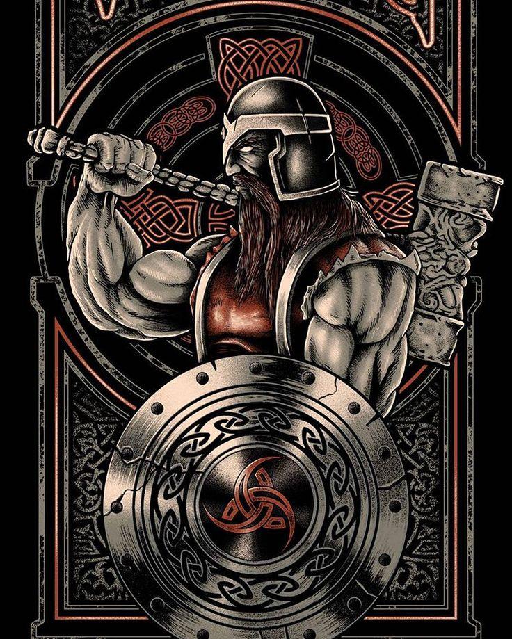 Best 25+ Viking Art Ideas On Pinterest