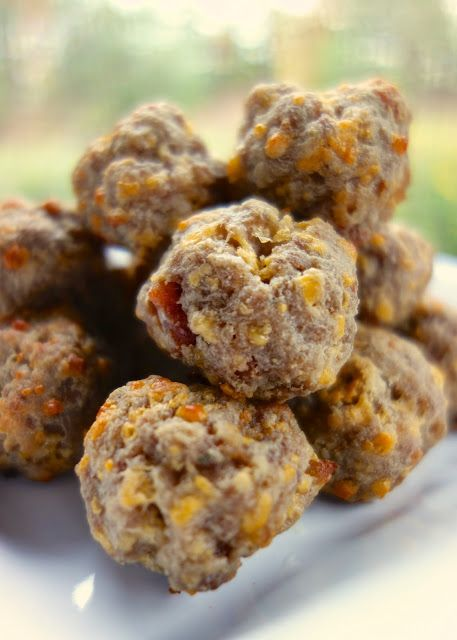Bacon Cheeseburger Bites {Football Friday} | Plain Chicken  ☀CQ #appetizers #tailgate #superbowl  #football #recipes