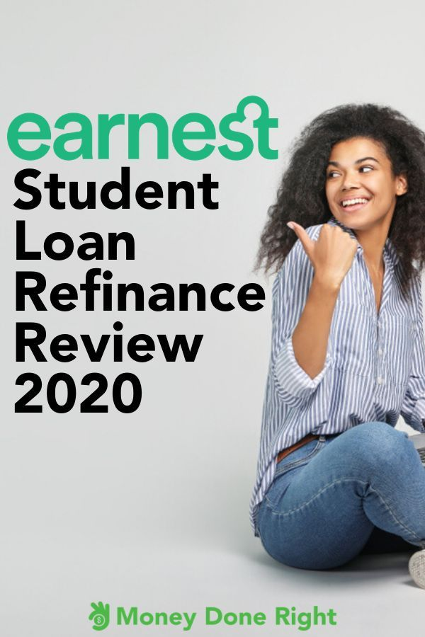 Earnest Student Loan Refinance Review 2019 Quick And Easy Refi