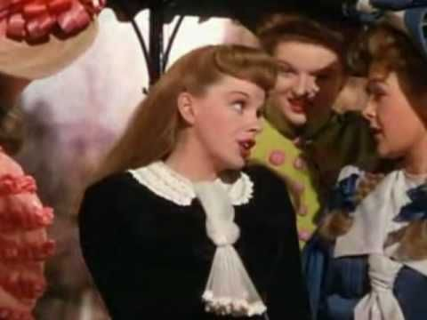 The Trolley song - Meet Me in St. Louis (Judy Garland)