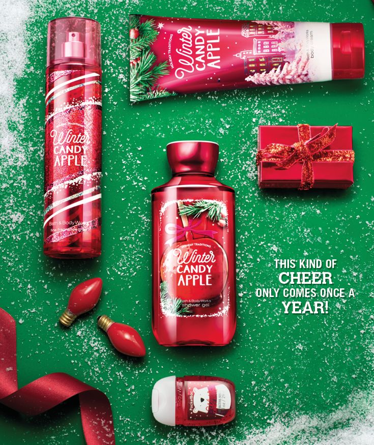 Winter Candy Apple is making its sweet return this Christmas! | #PerfectChristmas