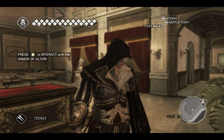 Got Altair's Armour! :D