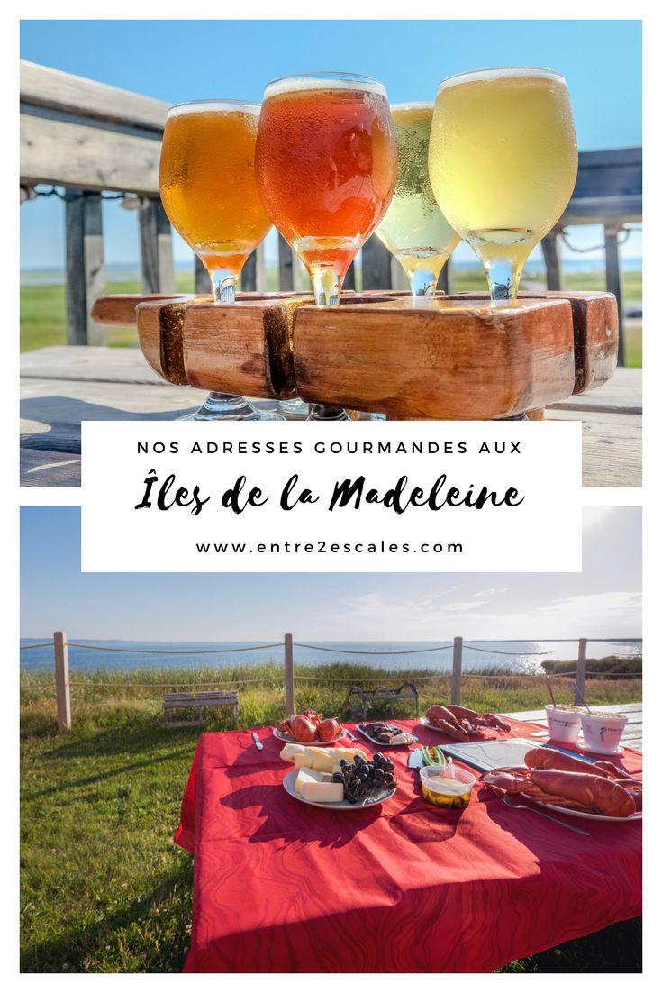 QUÉBEC   Nos adresses gourmandes aux Îles de la Madeleine ~ ENTRE 2 ESCALES