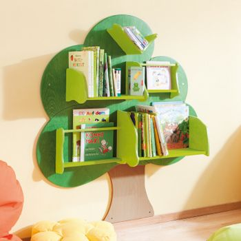 Luxury HABA Book Tree