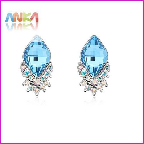 2016 Mousse Lover Crystals from SWAROVSKI Crystal Earrings For Women fashion Earrings Jewelry Wholesale #103306