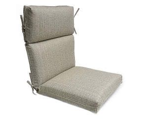 Linen High Back Deluxe Outdoor Chair Cushion Big Lots Outdoor