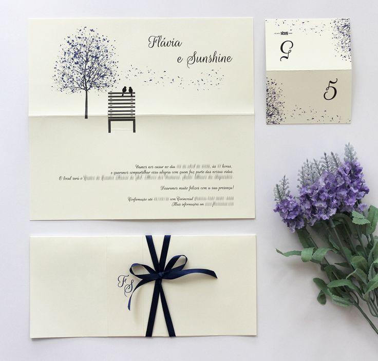 A Ícone Design faz a identidade visual de seu casamento!  Entre em contato com a Ícone Design e agende uma visita à nosso showroom e confira todos os nossos modelos de convite.
