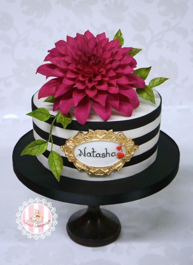 Beautiful dahlia  by Sweet Surprizes