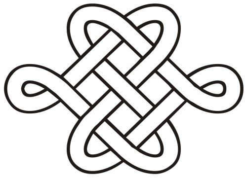 celtic knot design