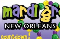Mardi Gras 2012 falls on Tuesday, February 21. Plan to arrive no later than Saturday, February 18, 2012 in order to enjoy an extended weekend of festivities.