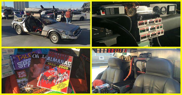 Cuando veíamos al Doc (interpretado por el actor Christopher Lloyd) y a Marty McFly (interpretado por el actor Michael J. Fox) subirse al DeLorean (la ingeniosa maquina del tiempo que invento el Doc) en estas fabulosas sagas de las películas 'Volver al Futuro' en el año de 1982, todos soñábamos en tener algún día un nuestro propio DeLorean.