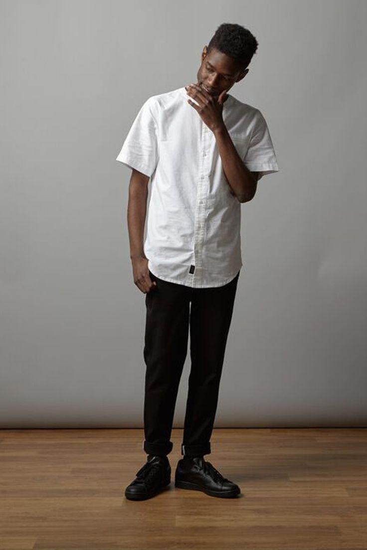 I LOVE UGLY - Ss Crew Shirt   White