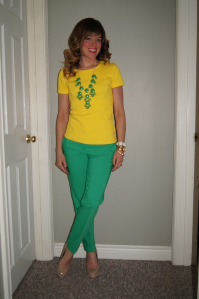 1000  images about Green trousers on Pinterest