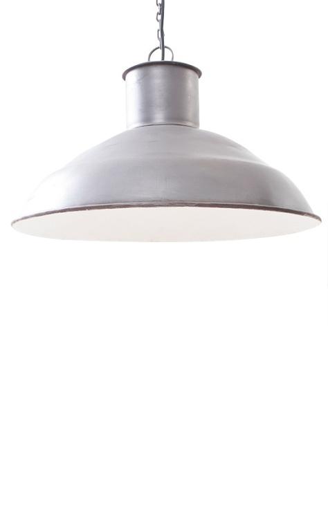 Industrilampa 'Lanester' i gruppen Alla Produkter / Lampor hos Reforma Sthlm (4005-Steel-II-M) 890:-