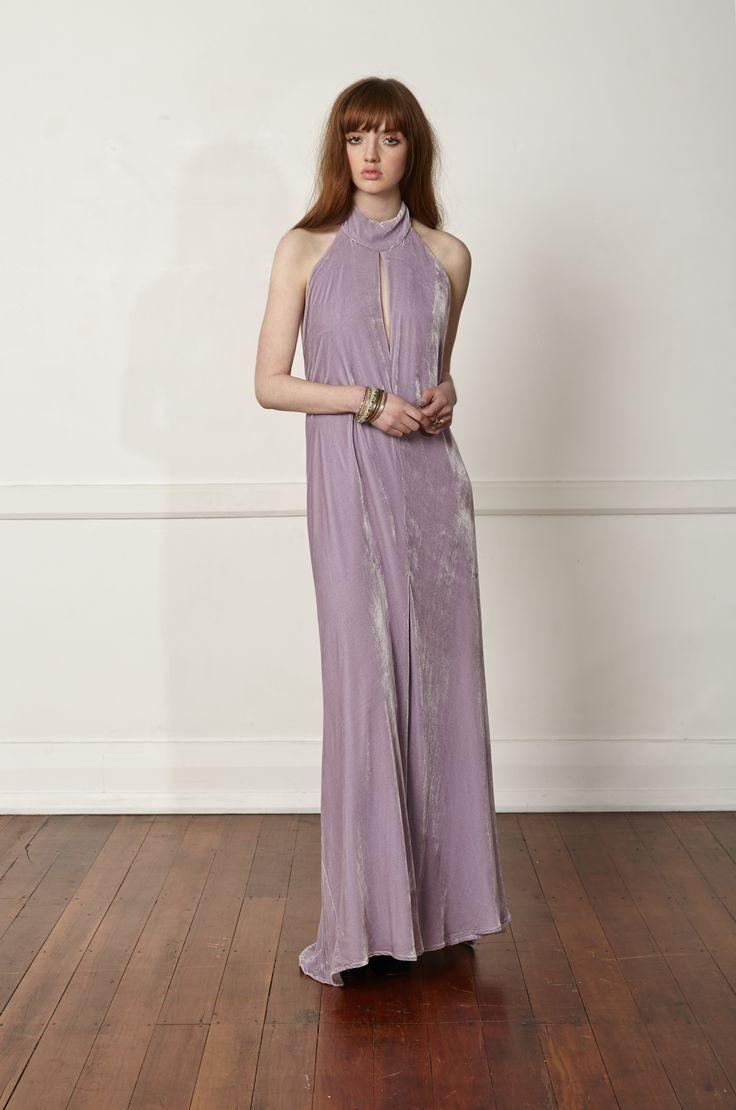 Carlson Perfection Dress  - Lavender Jade
