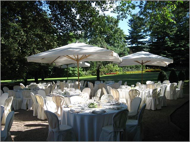Outdoor Wedding Reception Table Ideas | Garden Weddings Reception Decorating Idea | Home Design Gallery