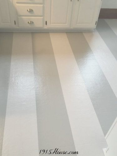 Such a simple project...with mind-blowing results! Paint is a miracle worker...