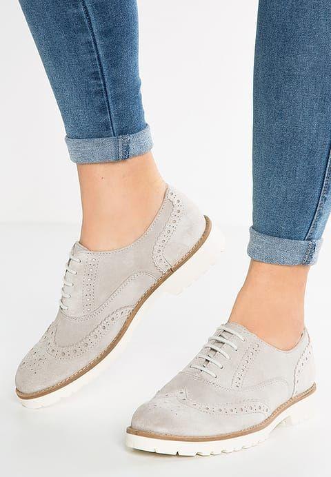 Pedir Pier One Zapatos de vestir - light grey por 69,95 € (3/10/17) en Zalando.es, con gastos de envío gratuitos.