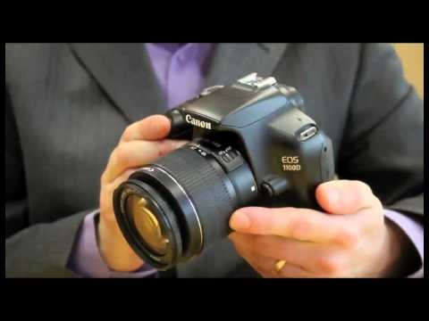Canon EOS 600D (Rebel T3i) and EOS 1100D (Rebel T3) hands on review with Canon's David Parry