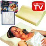As Seen on TV - Comfort Memory Pillow - Cloud Soft SKU-PAS405649   List Price: $40.01 Discount: $0.00 Sale Price: $40.01