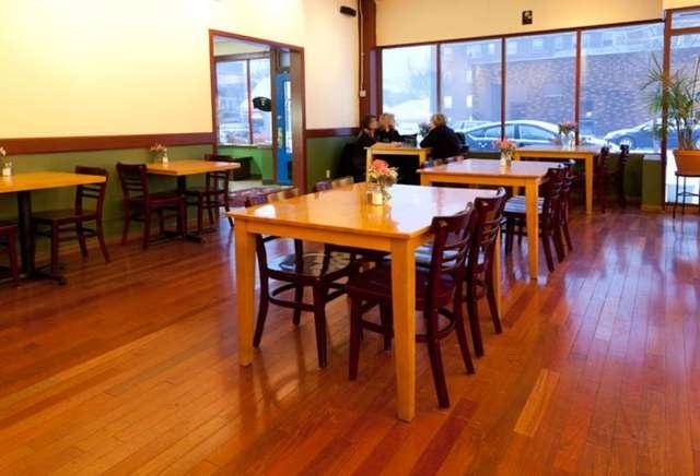 Gigi's Cafe.