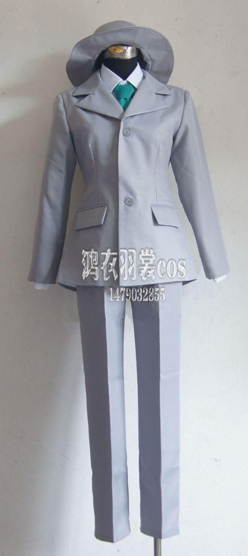 >> Click to Buy << The Wind Rises Jiro Horikoshi Csplay Costume Anime Custom Made Uniform #Affiliate