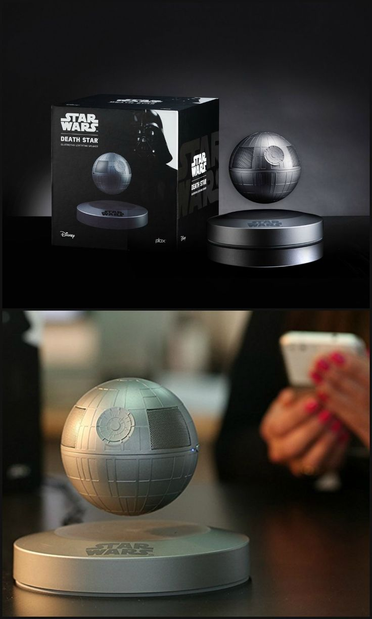 Geeky gadgets page 2 of 5863 gadgets and technology news - You May Have Seen Something Similar Before But This Is The Official Licensed Star Wars Levitating