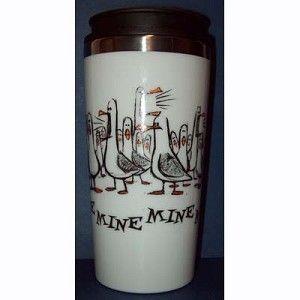 Disney Travel Mug - Finding Nemo - Mine Mine Mine