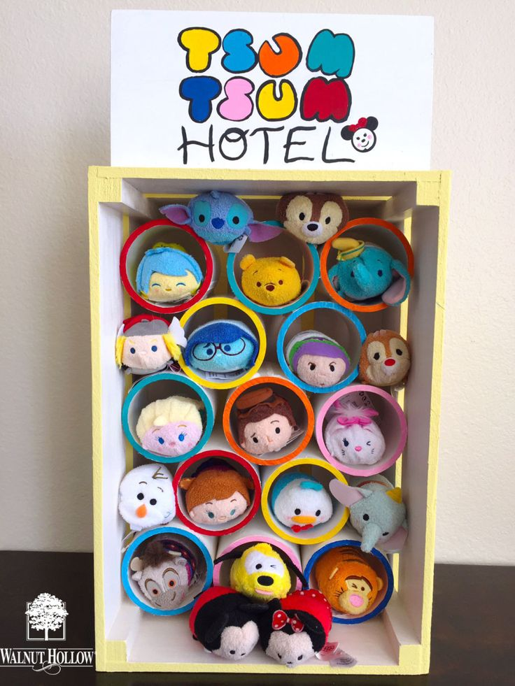 If you have a Disney fan in your home, odds are you've heard of a Tsum Tsum. Even if you don't have a Disney fan you may have seen these adorable little pill shaped stuffed toys around. They are so...