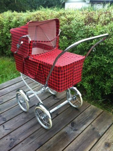 Emmaljunga dockvagn 60-70-tal på Tradera.com - Övriga barnleksaker |
