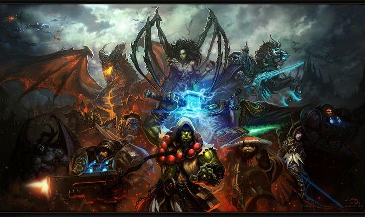 Jest MOCja! Gry Blizzard w lepszcyh cenach #Blizzard #gry #game #Starcraft #WoW #Diablo | http://bit.ly/blizzard-promocja