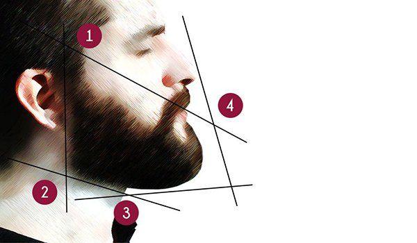 beardcare fragen zur bartpflege bart konturen blackbeards beard pinterest. Black Bedroom Furniture Sets. Home Design Ideas
