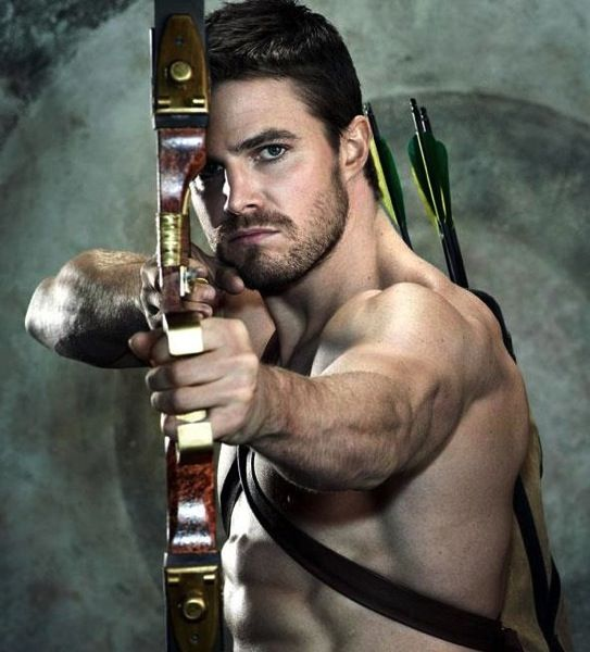 stephen amell --Arrow