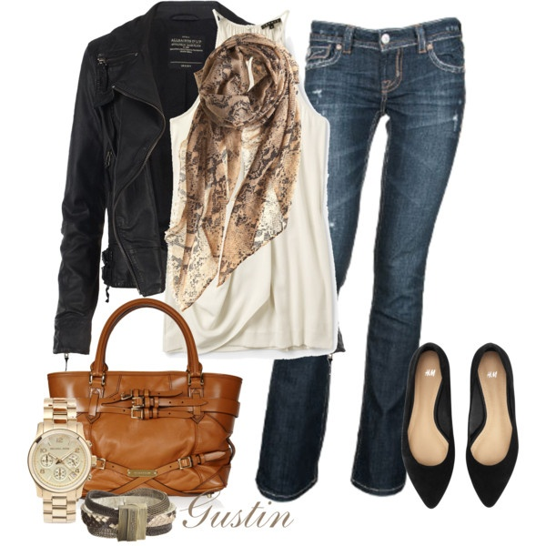.: Outfits, Design Shoes, Fashion Styles, Clothing, All Saints, Casual, Leather Jackets, Burberry Bags, Closet