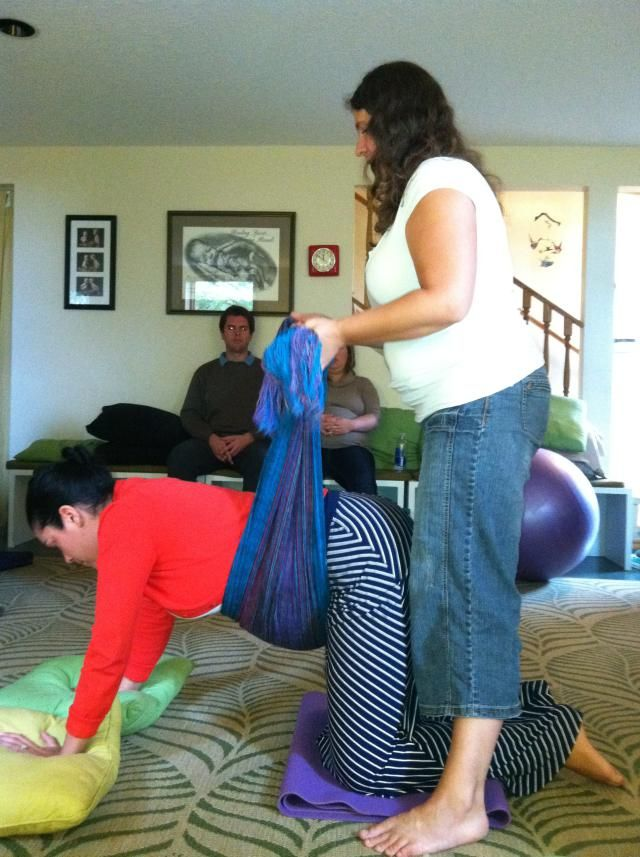 Using a Rebozo in Pregnancy, Labor, Birth and Postpartum for Comfort and Promoting Progress
