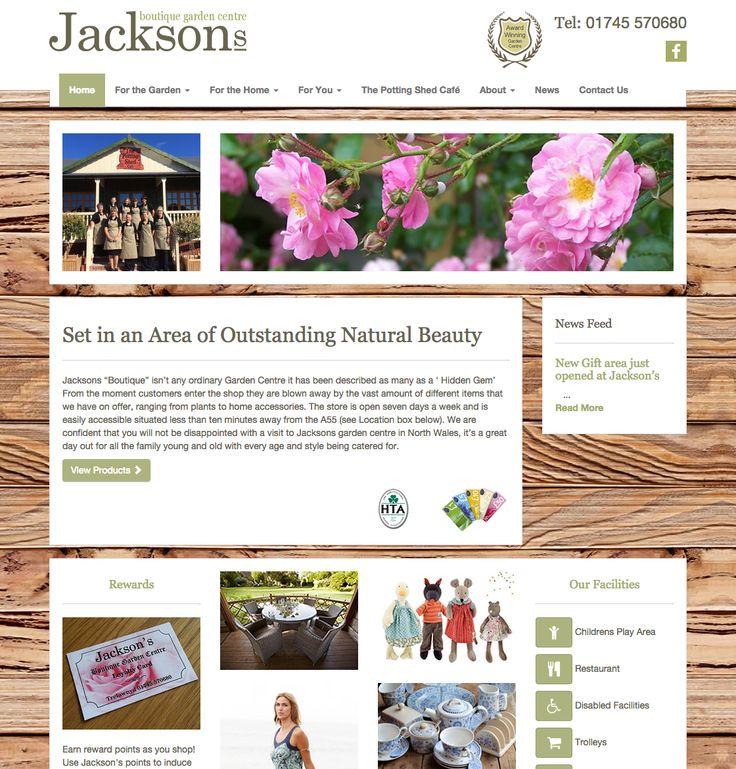 Jacksons website