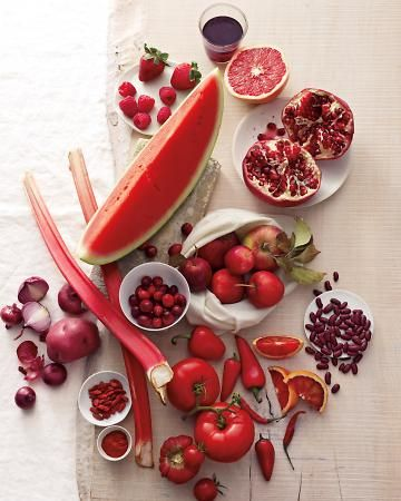 #red: Ideas, Red Wine, Diet, Red Fruit, Color, Rainbows, Weightloss, Food Recipe, Weights Loss